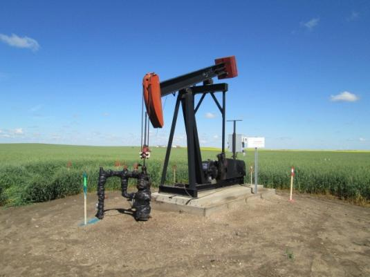 Enhanced Oil Recovery - well