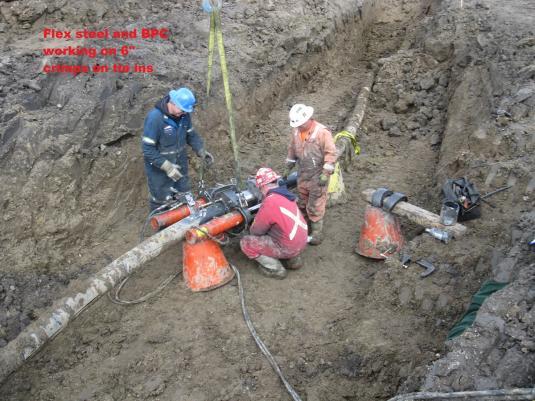 Oil Gathering - pipeline