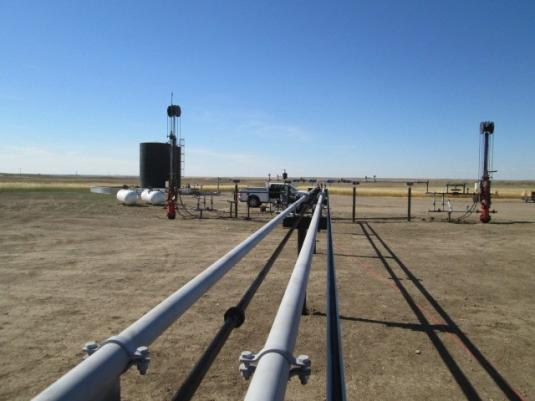 Enhanced Oil Recovery - site